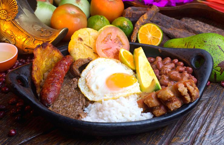 kuchnia Kolumbii